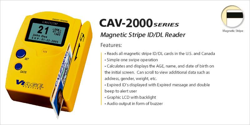 CAV-2000 Series